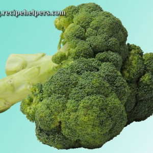 Broccoli. It causes frequent urination.